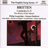 BRITTEN: Canticles Nos. 1-5 / The Heart of the Matter by Philip Langridge