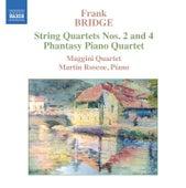 BRIDGE: Phantasy / String Quartets Nos. 2 and 4 by Various Artists