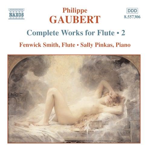GAUBERT: Works for Flute, Vol.  2 by Fenwick Smith