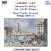TCHAIKOVSKY: Serenade for Strings / Souvenir de Florence de Vienna Chamber Orchestra