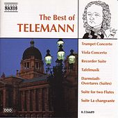 TELEMANN (THE BEST OF) de Various Artists
