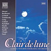 Clair de lune: Music for Listening and Dreaming de Various Artists