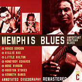 Memphis Blues: Important Postwar Blues, CD C de Various Artists