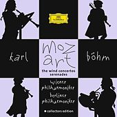 Mozart: Wind Concertos and Serenades by Karl Böhm