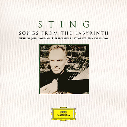 Songs From The Labyrinth by Sting