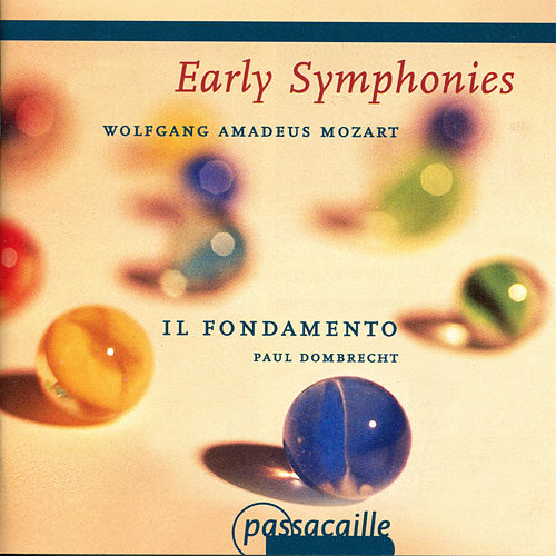 Early Symphonies by Paul Dombrecht