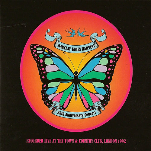 25th Anniversary Concert by Barclay James Harvest
