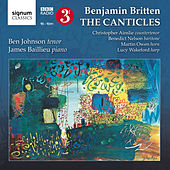 Benjamin Britten: The Canticles by Various Artists