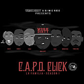 Work Dirty Presents: La Familia - Season 1 (feat. Asia B, Bundle, Freez, Work Dirty, Blize, Woodstock & Tonio Lyric) by C.A.P.O. Click