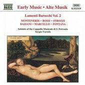 Lamenti Barocchi (Baroque Laments) Vol. 2 by Various Artists