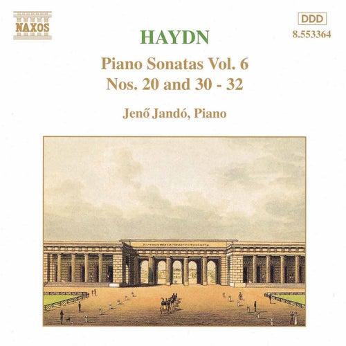 Piano Sonatas Vol. 6 by Franz Joseph Haydn