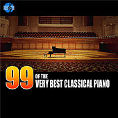 99 of the Very Best Classical Piano de Various Artists