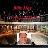 At the Palladium von Billy May