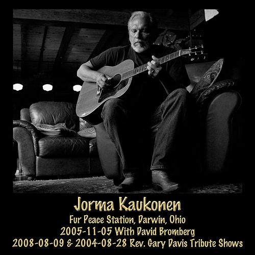 2005 & 2008 Fur Peace Station, Darwin, OH by Jorma Kaukonen