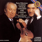 Bach, Vivaldi: Concertos  for Two Violins by Isaac Stern, Pinchas Zukerman, Richard Killmer, Layton James, Saint Paul Chamber Orchestra