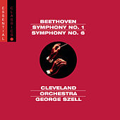 Beethoven: Symphony No. 1; Symphony No. 6