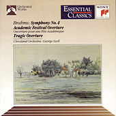 Brahms: Symphony No. 4; Academic Festival Overture; Tragic Overture by Cleveland Orchestra