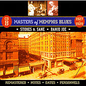 Masters Of Memphis Blues, Cd B by Beale Street Sheiks