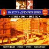 Masters Of Memphis Blues, Cd B de Beale Street Sheiks