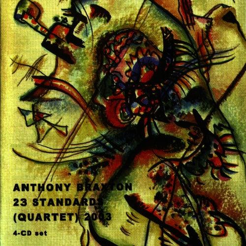 23 Standards (Quartet) 2003 by Anthony Braxton