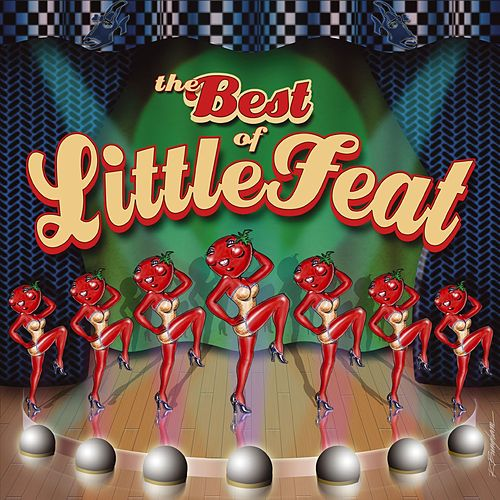The Best Of Little Feat by Little Feat