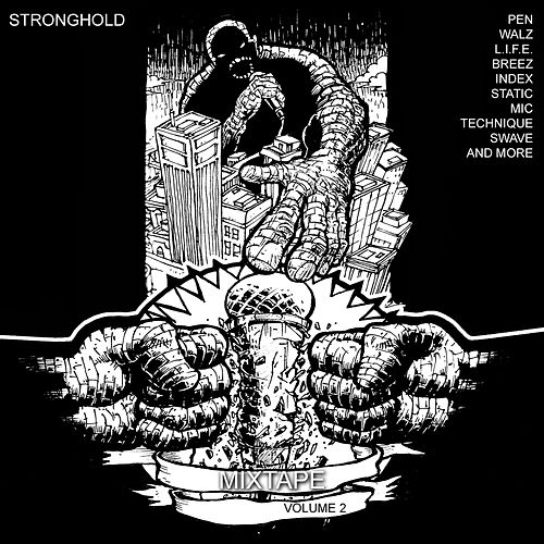 Stronghold - Mixtape Vol. 2 by Various Artists