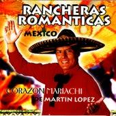 Rancheras Romanticas by Martin Lopez