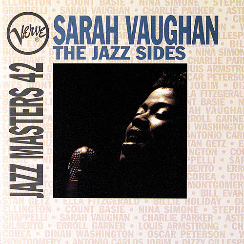 Verve Jazz Masters 42: The Jazz Sides by Sarah Vaughan