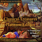 Classical Treasures: Platinum Edition, Vol. 4 (Remastered) by Various Artists