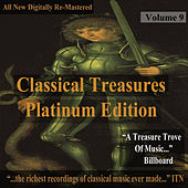Classical Treasures: Platinum Edition, Vol. 9 (Remastered) by Various Artists