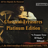 Classical Treasures: Platinum Edition, Vol. 8 (Remastered) by Various Artists