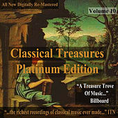 Classical Treasures: Platinum Edition, Vol. 10 (Remastered) by Various Artists