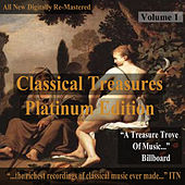 Classical Treasures: Platinum Edition, Vol. 1 (Remastered) by Various Artists