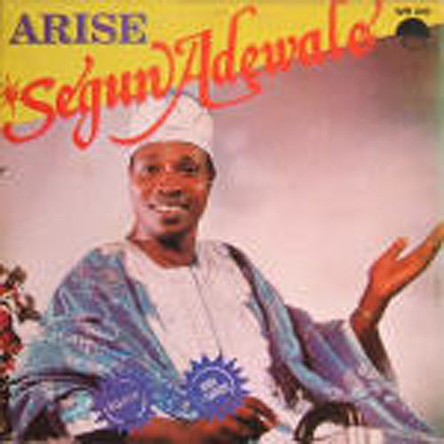 Arise by Segun Adewale