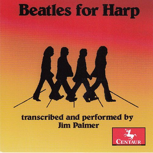 Beatles for Harp by Jim Palmer