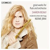 Great Works for Flute & Orchestra by Sharon Bezaly