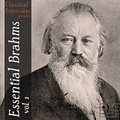 Essential Brahms, Voulme 1: 50 Tracks of the Complete Symphonies, Concertos, & Overtures, and Other Orchestral Works von Various Artists