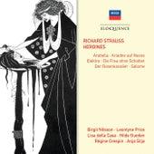 Richard Strauss Heroines von Birgit Nilsson
