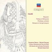 Fauré: Requiem; Pelléas et Mélisande; Masques et Bergamasques de Suzanne Danco