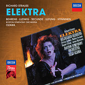 Strauss, R.: Elektra by Boston Symphony Orchestra