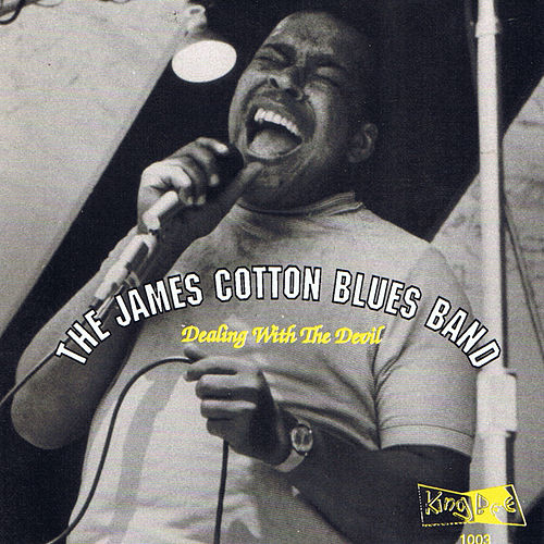 The James Cotton Blues Band by James Cotton