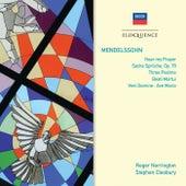 Mendelssohn: Hear My Prayer; Sechs Sprüche; Three Psalms von Heinrich Schütz Choir and Chorale