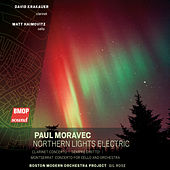 Moravec: Northern Lights Electric by Various Artists