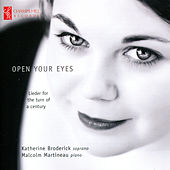 Open Your Eyes - Lieder for the Turn of the Century by Malcolm Marineau
