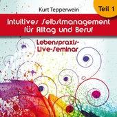 Lebenspraxis-Live-Seminar: Intuitives Selbst-Management für Alltag und Beruf - Teil 1 by Kurt Tepperwein