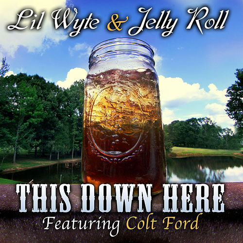 This Down Here (feat. Colt Ford) - Single by Jelly Roll