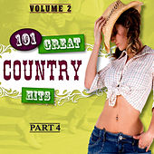 101 Great Country Line Dance Hits, Part 4 by Country Dance Kings