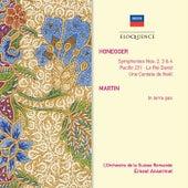Honegger: Le Roi David; Symphonies Nos.2, 3 & 4; Pacific 231; Martin: In Terra Pax de L'Orchestre de la Suisse Romande