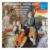 Cello Concertos by Anner Bylsma