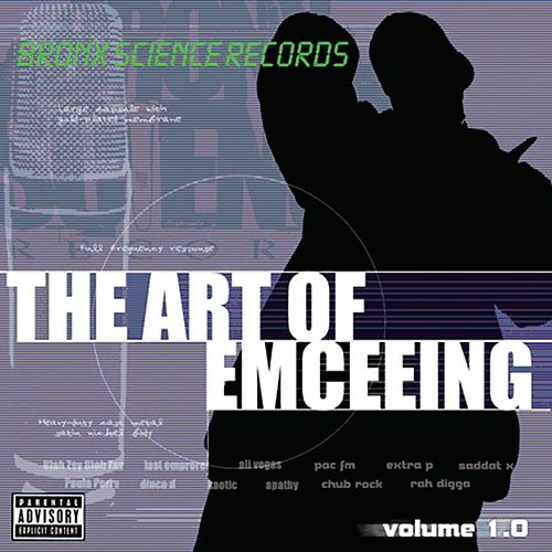 The Art Of Emceeing by Various Artists